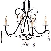 Tula Crystal Chandelier