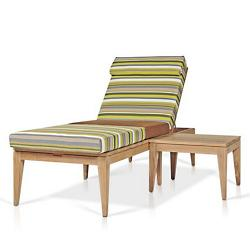 Twizt Chaise with Sunbrella Cushion