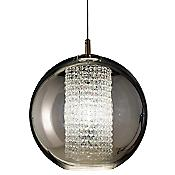 Ulee Pendant (Silver Mirrored/Large) - OPEN BOX RETURN