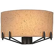 Urban Oasis Wide Wall Sconce (Bronze) - OPEN BOX RETURN