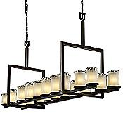 Veneto Luce Dakota Really Big Bridge Linear Suspension