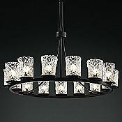 Veneto Luce Dakota Ring Chandelier