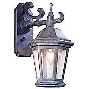 Verona Outdoor Wall Sconce 6890 (Bronze Patina) - OPEN BOX