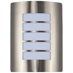 View 54321/31 Outdoor Wall Sconce (Steel) - OPEN BOX RETURN