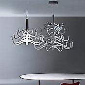 Vintage LED Chandelier