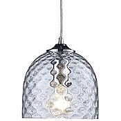 Viva Pendant (Clear/Satin Nickel) - OPEN BOX RETURN