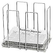 WIRES Newspaper Collector (Steel) - OPEN BOX RETURN