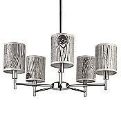 Walker 5-Arm Chandelier