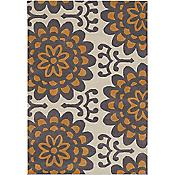 Wallflower Wool Rug