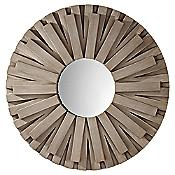 Weathered Discus Mirror