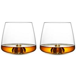 Whiskey Glass Set of 2