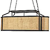 Wiggins Rectangular Chandelier