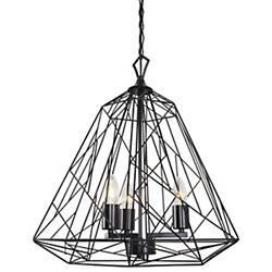 Wright Stuff 3-Light Pendant