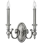 Yorktown 2-Light Wall Sconce