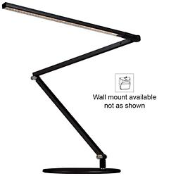 Z-Bar Mini Gen 3 Desk Lamp (Black/Wall/Warm) - OPEN BOX