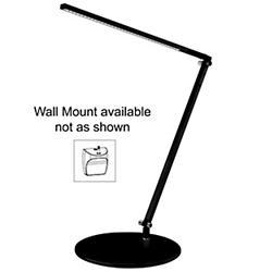 Z-Bar Solo Gen 3 Desk Lamp (Black/Wall/Warm) - OPEN BOX