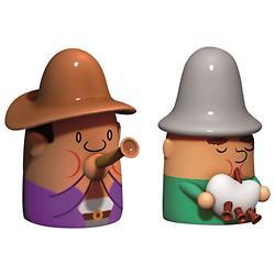 Zampognaro & Pifferaro Figurines (Multi) - OPEN BOX