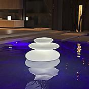 Zen LED Indoor/Outdoor Lamp