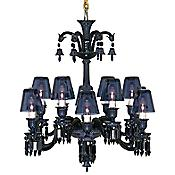 Zenith Midnight Chandelier
