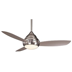 Concept I Wet 52 in. Ceiling Fan with Optional Light by Minka Aire