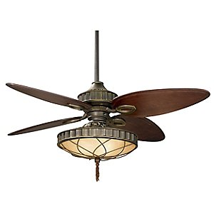 Bayhill Ceiling Fan with Light by Fanimation