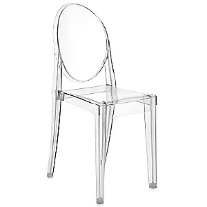 Victoria Ghost Chair 4 pack by Kartell