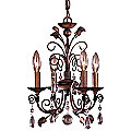 Mini Crystal Chandelier No. 3127 by Minka-Lavery