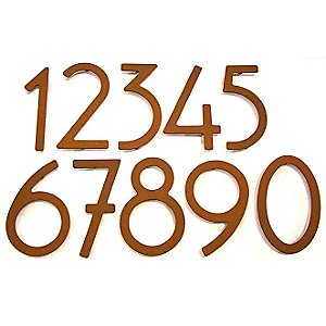 House Numbers By HouseArt