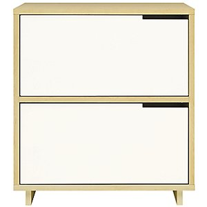 Modu-licious 2-Drawer Lateral File by Blu Dot