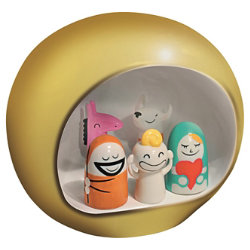 Presepe Group Figurines by Alessi