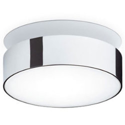 Basiko Round Wall Sconce by Vibia