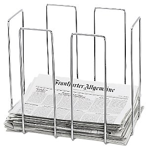 WIRES Newspaper Collector by Blomus