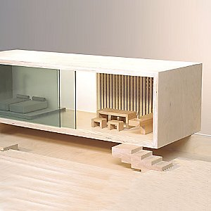 Villa Sibi Dollhouse by Sirch