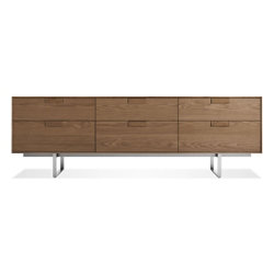 Series 11 Six-Drawer Console by Blu Dot