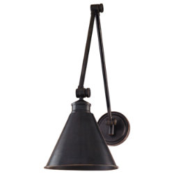 Exeter Wall Sconce No. 4721 by Hudson Valley