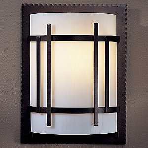 Extended Cage Wall Sconce by Hubbardton Forge