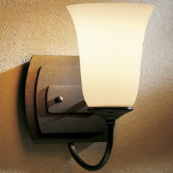 Simple Lines Wall Sconce by Hubbardton Forge