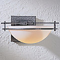 Moonband Wall Sconce by Hubbardton Forge