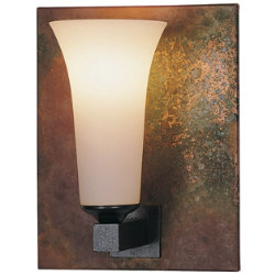 Reflections On Sierra Patina Wall Sconce by Hubbardton Forge