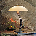 Metra Table Lamp With Round Base by Hubbardton Forge