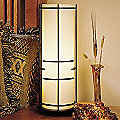 Paralline Table Lamp on Oblong Base by Hubbardton Forge