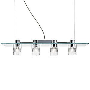Fly Linear Suspension by De Majo