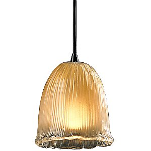 Veneto Luce Mini Pendant by Justice Design Group