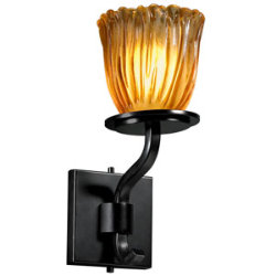 Veneto Luce Sonoma Wall Sconce by Justice Design Group