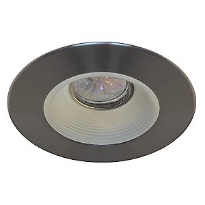 R2000V ST Downlight Trim with Stepped Glass Reflector by Contrast Lighting