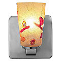 Carnevale Kandinsky Gold Quadro Wall Sconce by Oggetti Luce