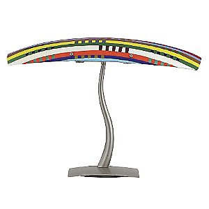 Mandala Table Lamp by Oggetti Luce