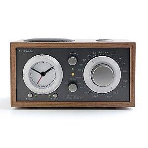 Henry Kloss Model Three Clock Radio by Tivoli Audio