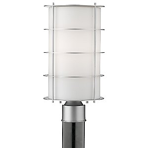 Hollywood Hills Outdoor Postmount by Forecast Lighting