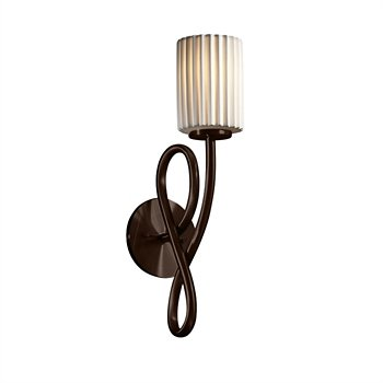 Limoges Capellini Oval Wall Sconce